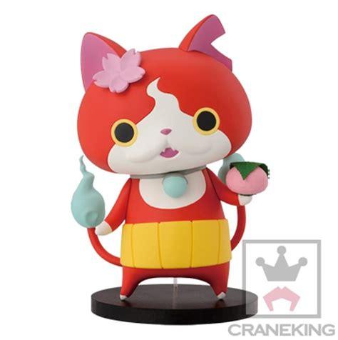 Boneka Yokai Wacth Original yo original dxf jibanyan whisper periphery yokai youkai figure character