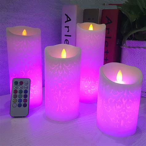 candele con led 1000 ideas about led candles on candle lit