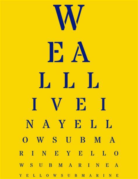 printable eye chart maker fancy eye chart maker create custom eyecharts online