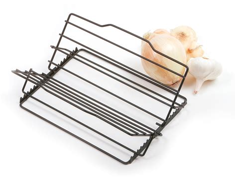 Roasting Rack by Norpro Nonstick Adjustable Roast Poulty Turkey