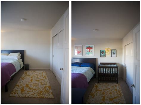 nursery in bedroom baby files the 1 bedroom apartment nursery i m better