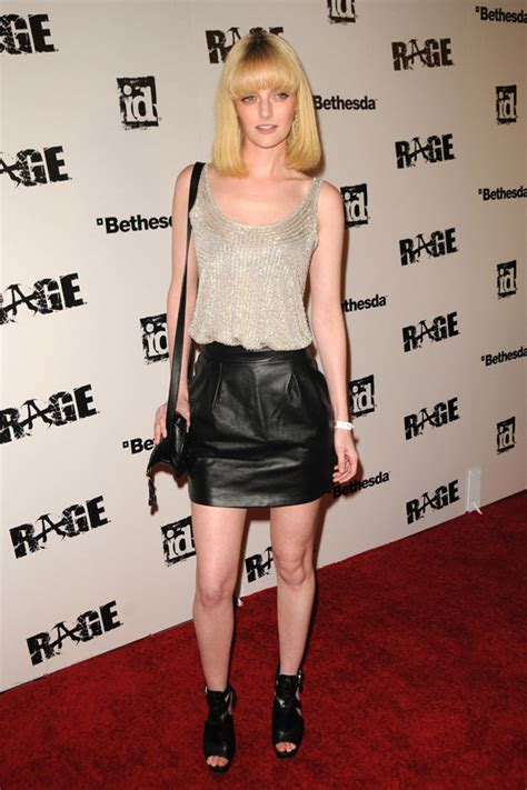 Lydia Hearst Launches Own Bag For by Lydia Hearst At Launch For Rage In La Leather