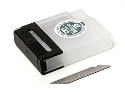 Tamiya Modeler S Knife 74040 tamiya 74075 modeler s knife 74040 replacement blade 25 pcs