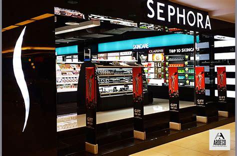 Sephora Di Jakarta ardeco karya global desain restoran kontraktor interior