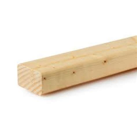 Handrail Cls 50 x 100mm cls timber 2 4mtr