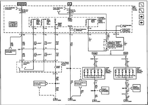 pontiac aztek 2004 fuse box diagram get free image about wiring diagram