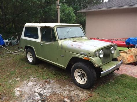 jeep jeepster for sale 1971 jeep jeepster commando for sale