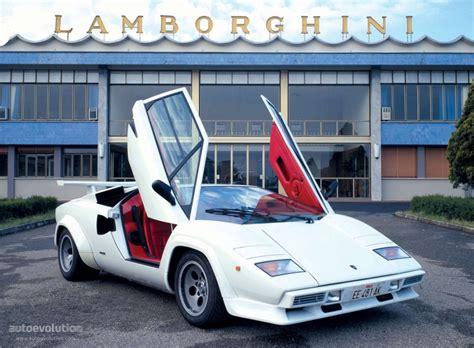 Lamborghini Quattro by Lamborghini Countach 5000 Quattro Valvole 1985 1986