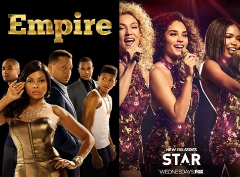 empire tv show stars at wedding image lee daniels empire and star to have crossover night on