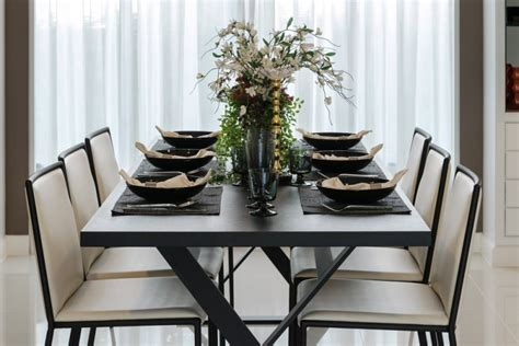 modern table settings 27 modern dining table setting ideas