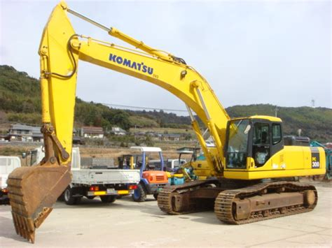 Excavator Komatsu Pc300 7 by Komatsu Hydrauic Excavator Pc300 7 For Sale Used Second