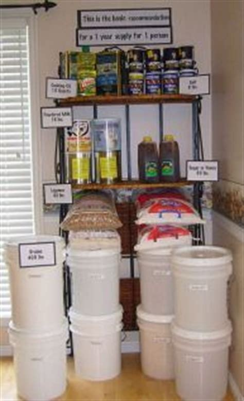 1000 images about stockpiling food storage on