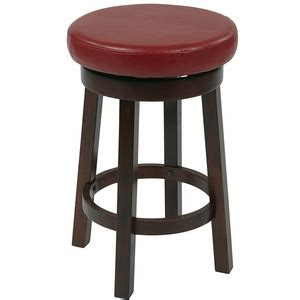 office star met19 osp designs metro round bar stool the mine osp designs metro 24 quot metro round barstool in red faux