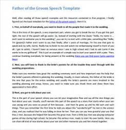 Then Template by Sle Graduation Speech 8 Documents In Word Pdf