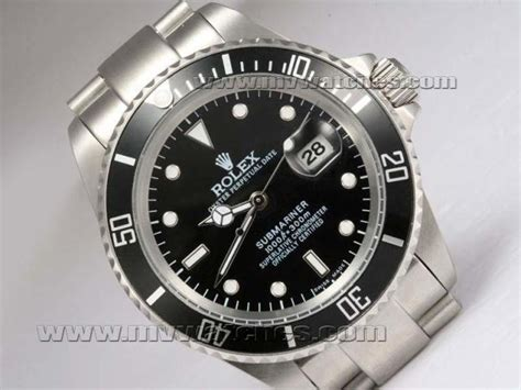 Rolex Automatic Rantai Black 3 rolex submariner oyster perpetual date automatic with black and bezel 3 chronos