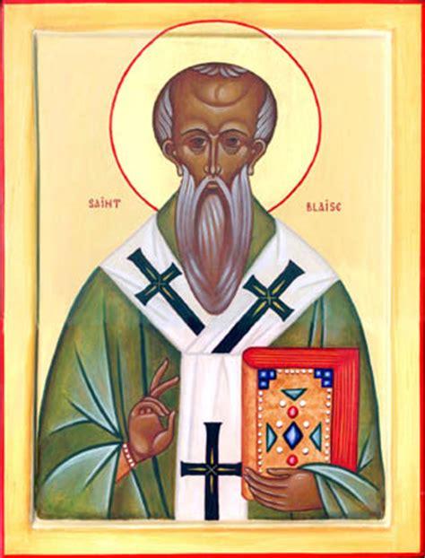 prayer to st blaise healer of throat ailment books prayers blaise
