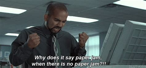 Office Space Meme - pc load letter tumblr