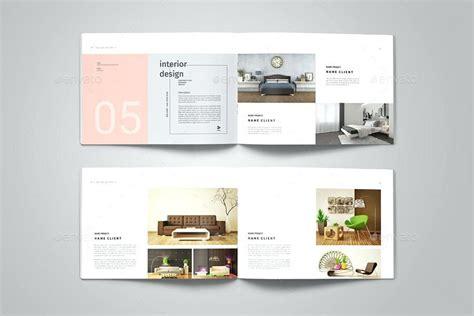 Design Portfolio Template Indesign