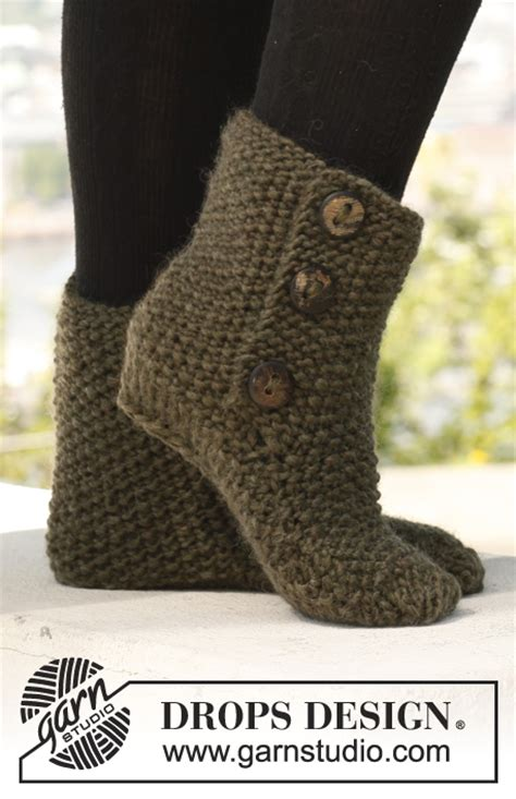 free crochet slipper boot pattern free knitted crochet slipper boots patterns