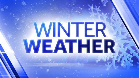 residents should prepare for winter weather the