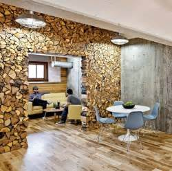 reclaimed wood wall design sponge the interior design