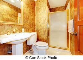 antikes badezimmer antikes brauner waschbecken klein tiles antikes