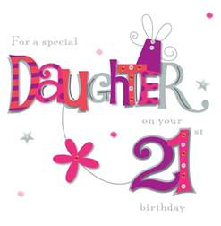 on your 21st birthday greeting card cards