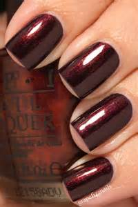 opi wine color opi every month is oktoberfest a wine y is such