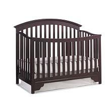 Sonoma Convertible Crib Black Cherry Delta Enterprise Babies R Us Delta Crib