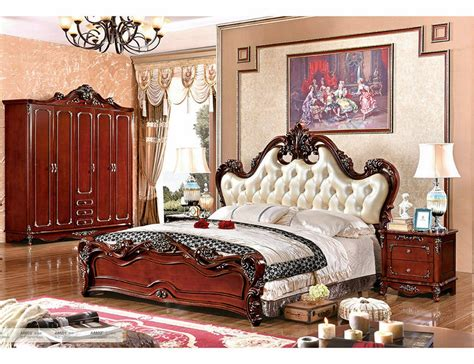 bedroom furniture french style china factory luxury french style bedroom furniture set