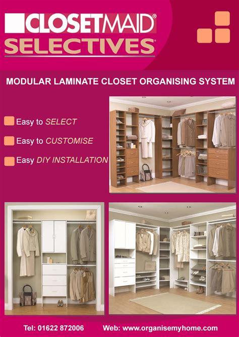 closetmaid uk closetmaid selectives range brochure by closetmaid uk issuu