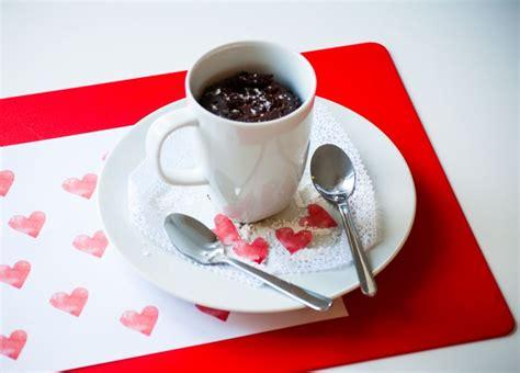 valentinstags kuchen last minute valentinstags nutella tassen kuchen