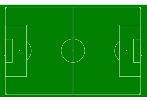football pitch template clipart best