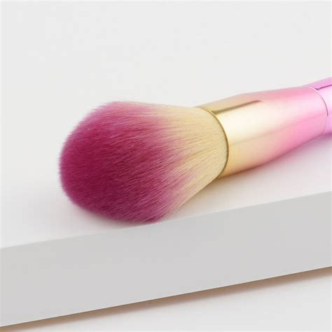 Kuas Makeup kuas blush on contouring make up 1pcs pink