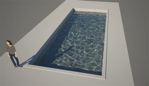 tutorial sketchup animation modelling a pool in sketchup indigo renderer