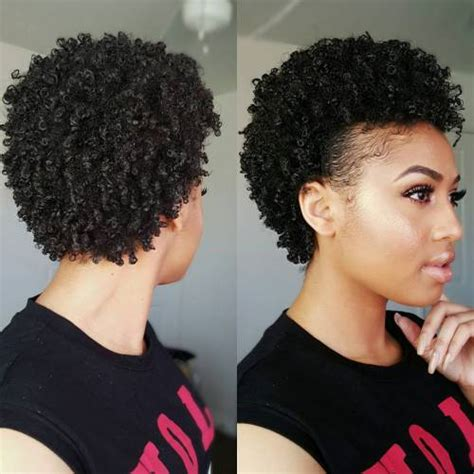 styling natural afro 75 most inspiring natural hairstyles for short hair in 2018
