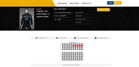 film online ticket booking online movie ticket booking system cinema ticketing