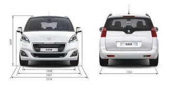peugeot 5008 7 seater compact mpv and spacious family car