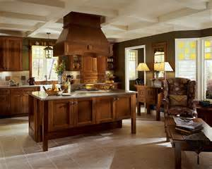 A And C Cabinets Kraftmaid Sedona Cognac A C Kitchens And Baths