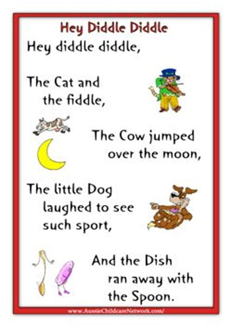printable children s rhymes 25 best ideas about nursery rhymes on pinterest nursery