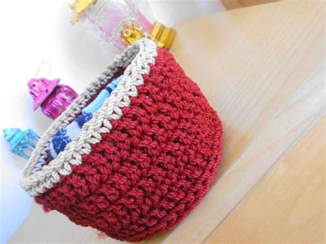 Macrame Crochet Patterns - macrame basket crochet my crochet work
