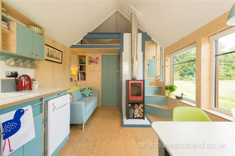 Small Homes Scotland Nesthouse Tiny House Swoon