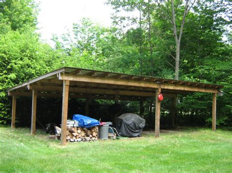 Open Shed Design