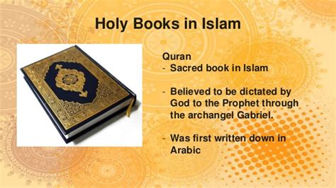 holy book of islam holy quran the eternal miracle and moral presentation religion islam