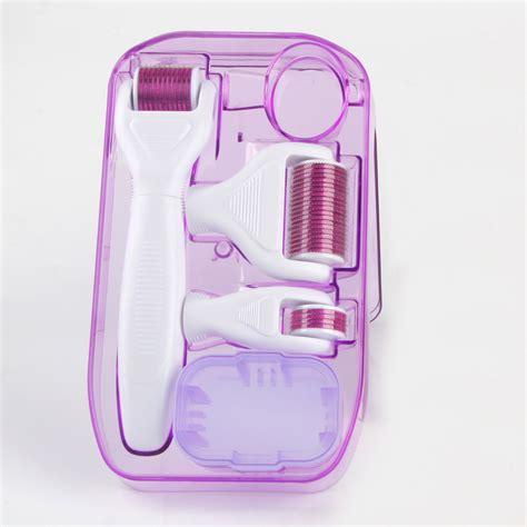 Skin Care Tools 4 In 1 4 in 1 derma roller skin care needling tools whitening