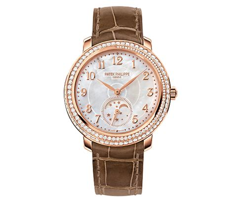 Cartier Tanggal 001 Rosegold patek philippe complications 4968r 001 gold world s best