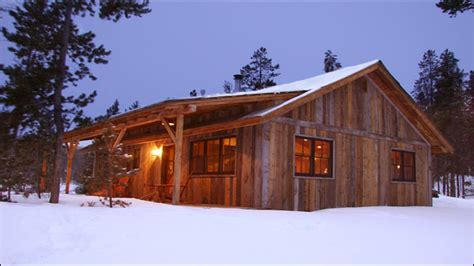 Small In Home Small Cabin In The Woods Small Rustic Mountain Cabin Plans