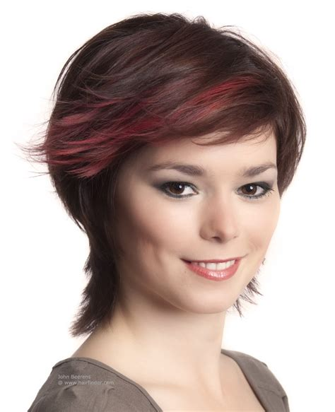 short haircuts with neckline styles short haircut with longer hair in the neck to bring