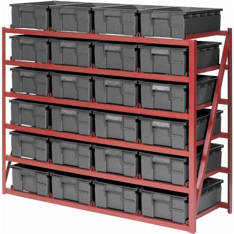 Storage Racks by Tote Pan Storage Racks Ese Direct