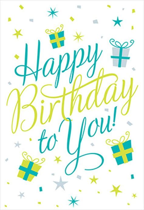 free printable happy birthday cards pictures reference
